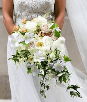 Bruidsboeket Brielle