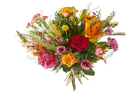 Bloemen laten bezorgen Maasdam.