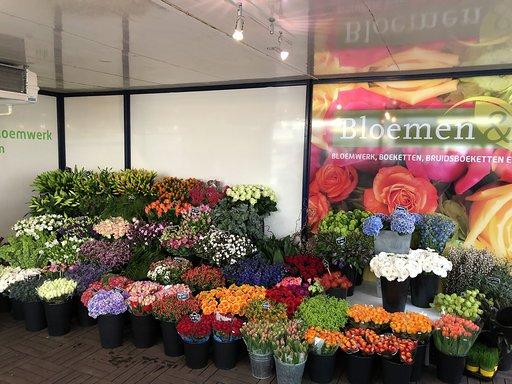 Online bloemen bestellen Schiedam